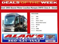 Vehicle Details Year: 2006 Type: Used Class: Class A -