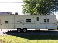 2006 BEL AIR BY CROSSROADS 31FT VERY CLEAN INSIDE AND