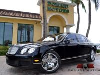 ** You can drive a majestic 4-Door, 12-Cylinder Bentley
