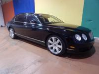 Options:  2006 Bentley Continental Flying