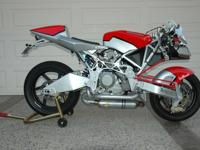 The bike is in very good conditions never damage . All