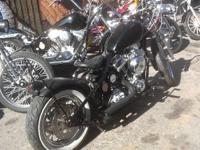 2006 BMC RIGID BOBBER 88 CUBIC INCH MOTOR 5 SPEED
