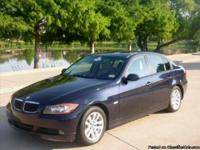 Check out this 2006 BMW 325i sedan with only 107k