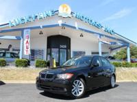 2006 BMW 3 collection AWD Powerful L6, 3.0 L engine and