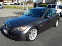 2006 BMW 330i Sedan with sport package. premium package