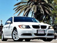 Drivers only for this stunning and dynamic 2006 BMW 3