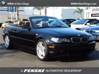 This 2006 BMW 3 Series 2dr 330Ci 2dr Convertible