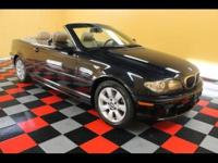 2006 BMW 3 Series 325Ci Convertible Stop in today and