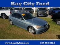 Exterior Color: blue, Body: Sedan, Engine: 3.0L I6 24V