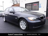 1 owner 325xi with a clean history report! Leather,