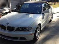 2006 BMW 325 CI convertible loaded and in excellent