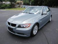 WWW.US-MOTORCARSVA.COM - THIS IS A 2006 BMW 325i WITH