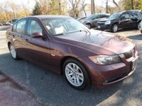 2006 BMW 325xi 4-Door Sedan Exterior