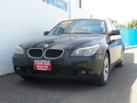 Options:  2006 Bmw 5 Series 525Xi|Black|82|151