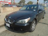 Options:  2006 Bmw 5 Series 530Xi|Feast Your Eyes On