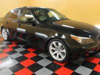 2006 BMW 5 Series 550i RWD Sedan Stop in today and see