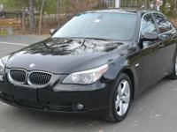2006 BMW 530XI AUTOMATIC TRANSMISSION ALL WHEEL DRIVE