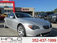 2006 BMW 650I SPORTS COUPE IN EXCELLENT CONDITION **