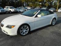 2006 BMW 6 Series Coupe 650Ci 2dr Convertible Our