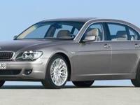 BMW 750I!!!, 4.8L V8 DOHC 32V Valvetronic, 6-Speed