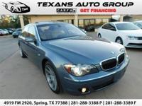 ***2006 BMW 750 LI PREMIUM SPORT NAVIGATION GPS DVD &