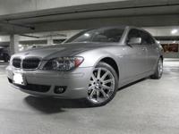 2006 BMW 750li- Clean Title- Clean CarFaxThe list of