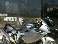 You won't recall. 2006 BMW K 1200 S Great value for a