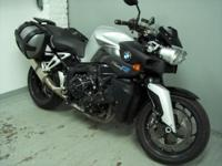 2006 BMW K1200R, Charcoal, with 22k miles. This bike is