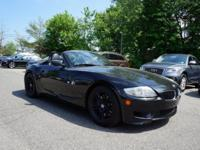 Clean CARFAX. 2006 BMW Z4 M RWD 6-Speed Manual. 18 x