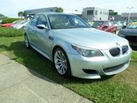 This outstanding example of a 2006 BMW 5 Series M5 is