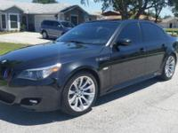 I have for sale is my beloved 2006 BMW M5 with SMG 7