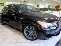 Options:  2006 Bmw M5|Carfax Certified!! One Owner!! M