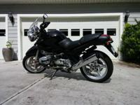 2006 BMW R 1150 R, ABS, Only 15,553 miles, Brand New