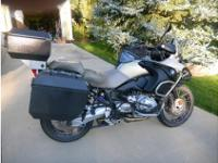2006 Bmw R 1200 Gsa, 2006 R1200 GSA,Great shape,Hand