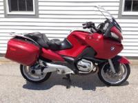 Front wheel location / suspension BMW Motorrad