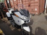 2006 BMW R1200RT Motorcycle  Miles: 48,335 Vin: