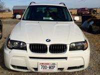 2006 BMW X3 120xxx miles ONLY $8000 FIRM Winter