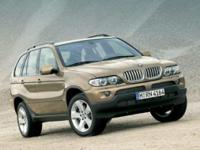2006 BMW X5 3.0i. Saddles up with aplomb. Totally