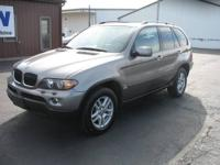 Gorgeous 2006 BMW X5 with low miles!! 82,000 miles!!
