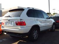 This 2006 BMW X5 4dr X5 4dr AWD 3.0i SUV features a