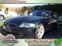 2006 BMW Z4 2dr Car 3.0i Our Location is: Dave Solon