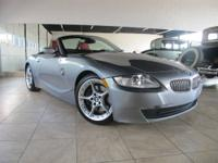 2006 BMW Z4 Roadster with only 27k miles. Automatic