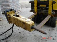 2006 Bobcat hydraulic breaker hydraulic breaker Bobcat
