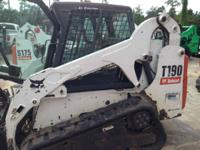 2006 Bobcat T190 T190 Compact Track Loader Grapple not