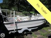 2006 BOSTON WHALER 150 SPORT FOR SALE!!! The owner of
