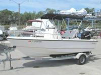 Another GREAT Find. A 2006 Boston Whaler 190 Outrage.