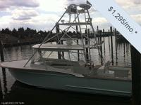 This lovely Carolina sportfisher was developed by