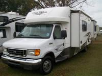 I have a 2006 BT Cruiser 27' Diesel Motor Home that I