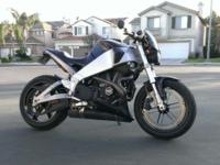 For Sale 2006 Buell XB9. Has 984cc Harley Davidson