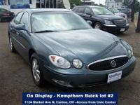 2006 Buick LaCrosse 4dr Car CX Our Location is: